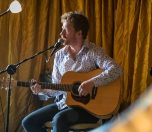 Hugh McGinlay Live at Jimmy Hornet