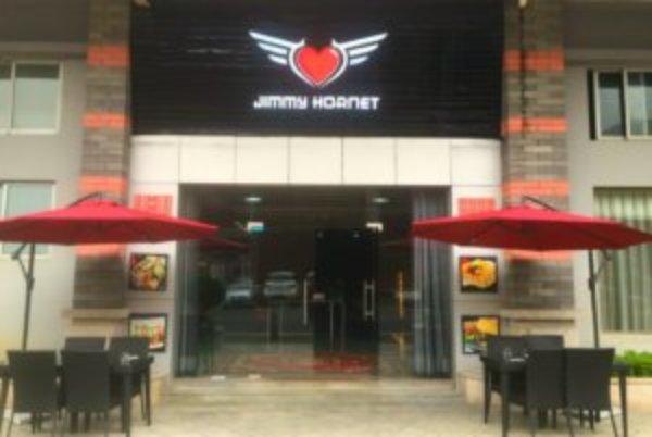 Jimmy Hornet Zhongshan Exterior