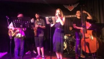Jimmy's Jazz Band at Jimmy Hornet Zhongshan China