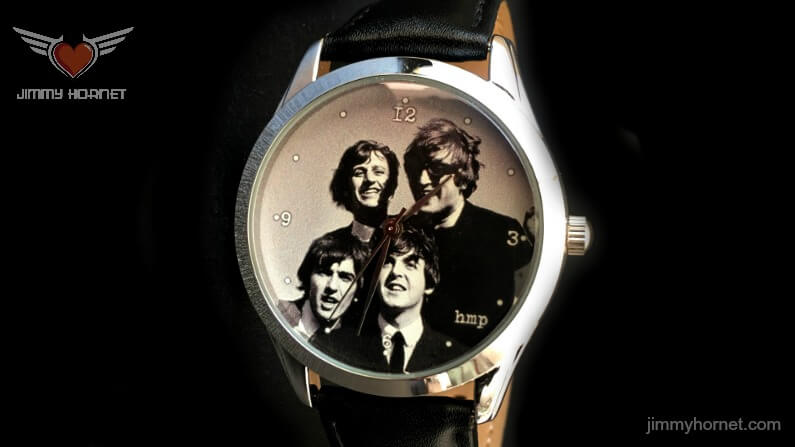 The Beatles Wrist Watch