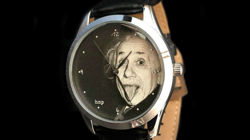 Einstein Wrist Watch