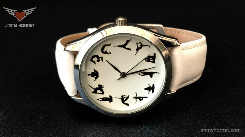 Yoga Wrist Watch