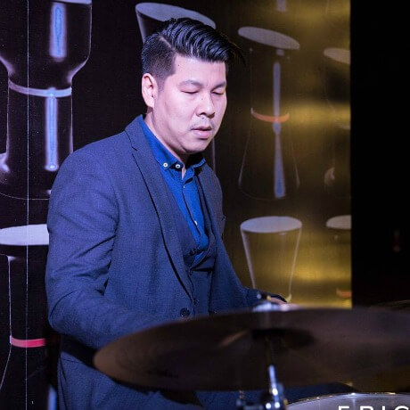 Wilson Chan (Drums)