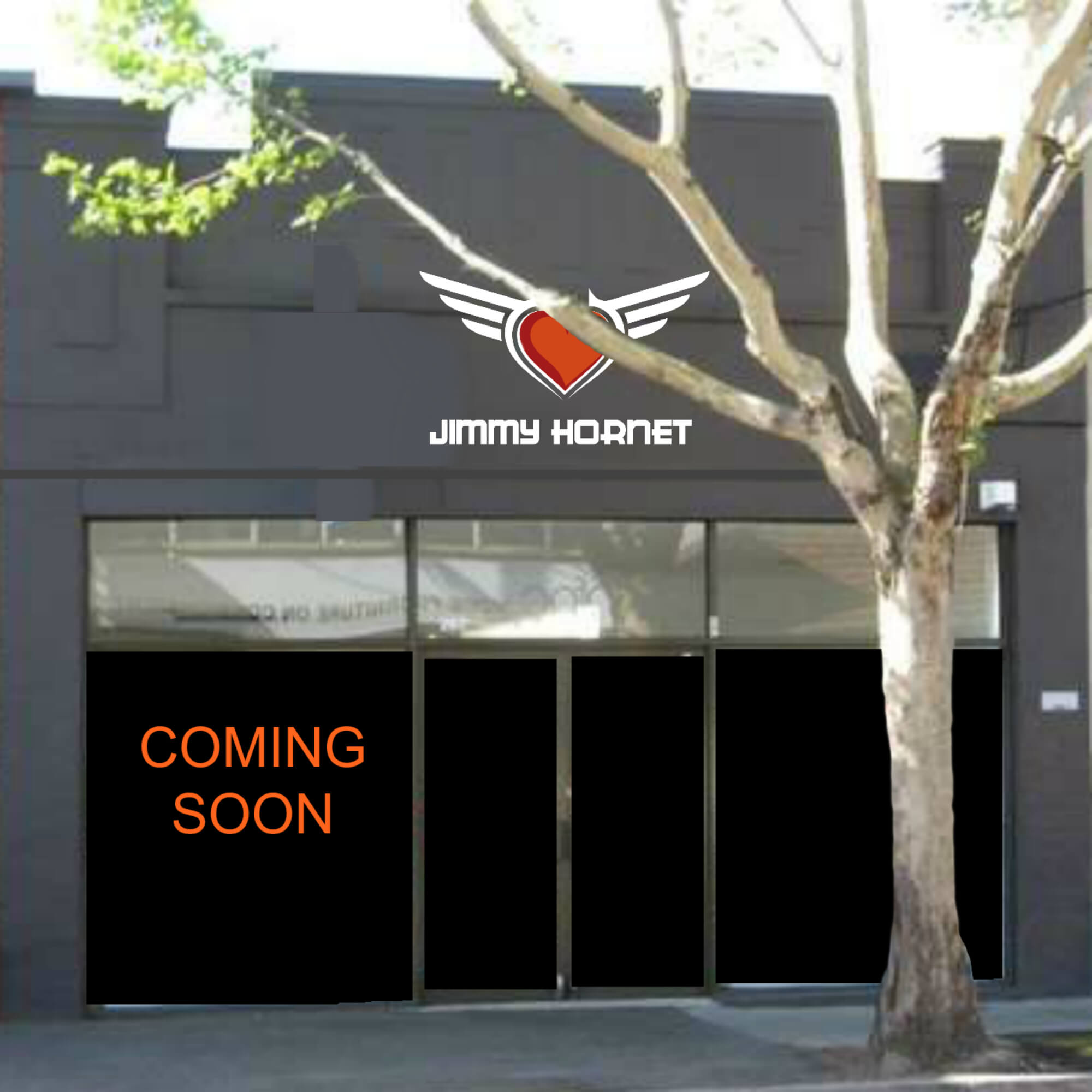 Prospective Building for Jimmy Hornet Melbourne