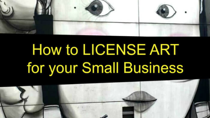 How to License Art for your Small Business