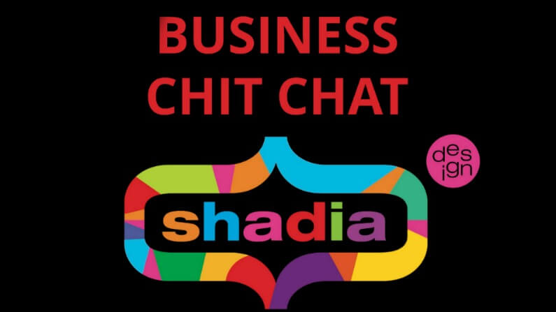 Business Chit Chat with Shadia Design