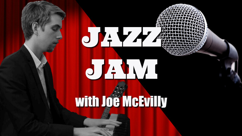 Wednesday 3 June – Jazz Jam