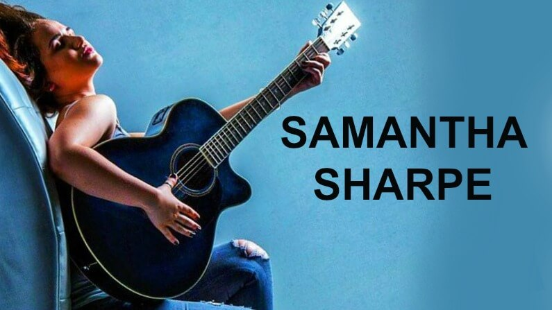 Thu 25 June – Samantha Sharpe