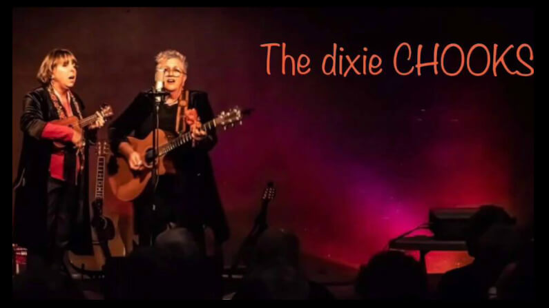 Sat 13 June – The Dixie Chooks