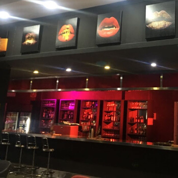 China Bar square