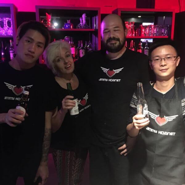 China Crew