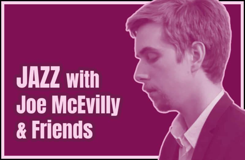Joe McEvilly Event image