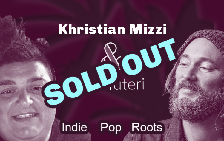 Khristian Mizzi SOLD OUT