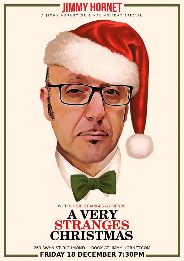 A Very Stranges Christmas (A4)