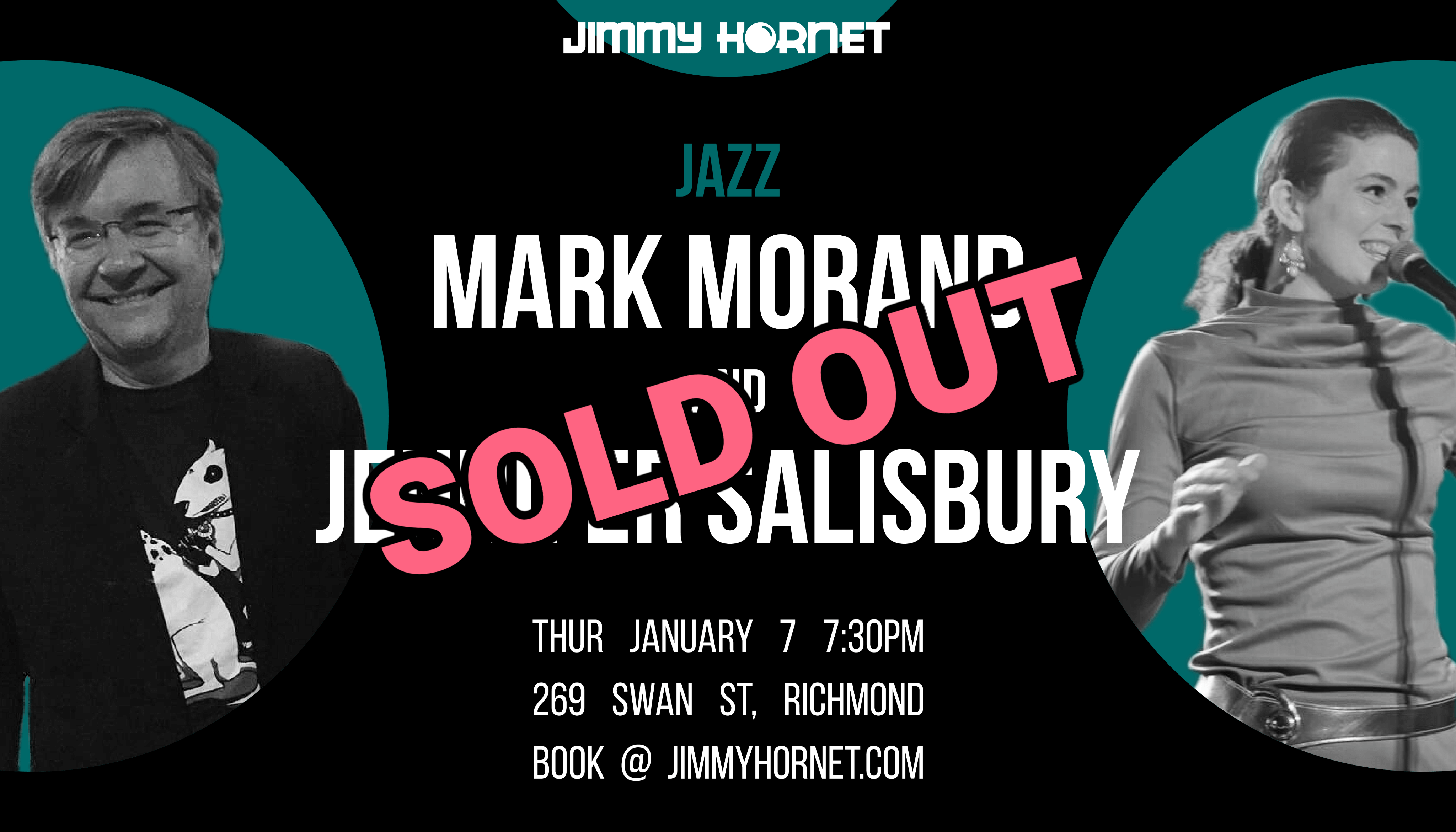 Sold Out Jazz on Thur 7 January 2021