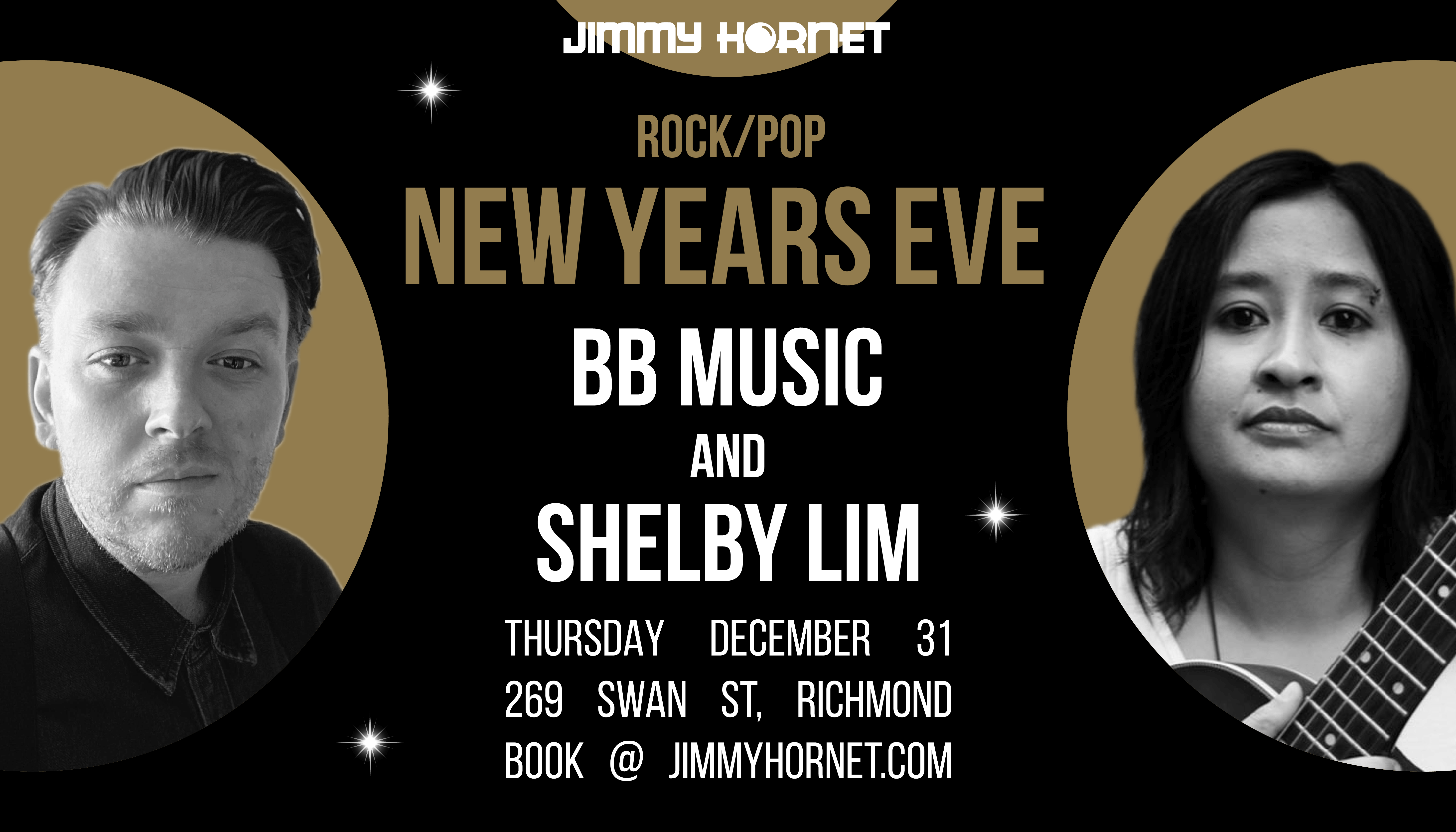 New Years Eve at Jimmy Hornet