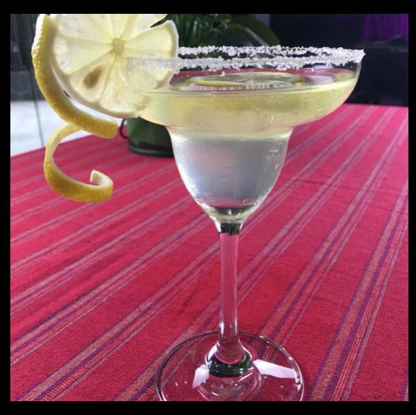 Margarita Cocktail at Jimmy Hornet