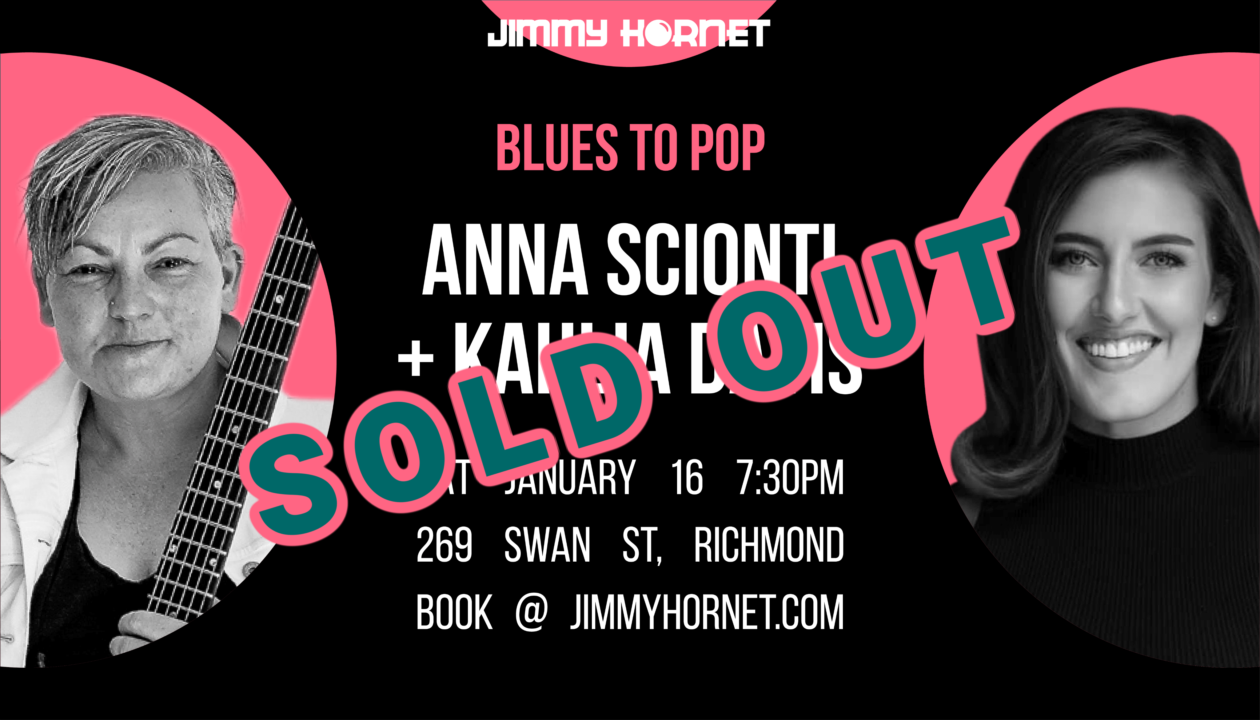 Sold Out 16 January 2021