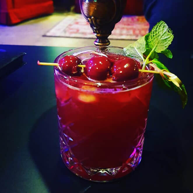 Standard and Specialty Cocktails