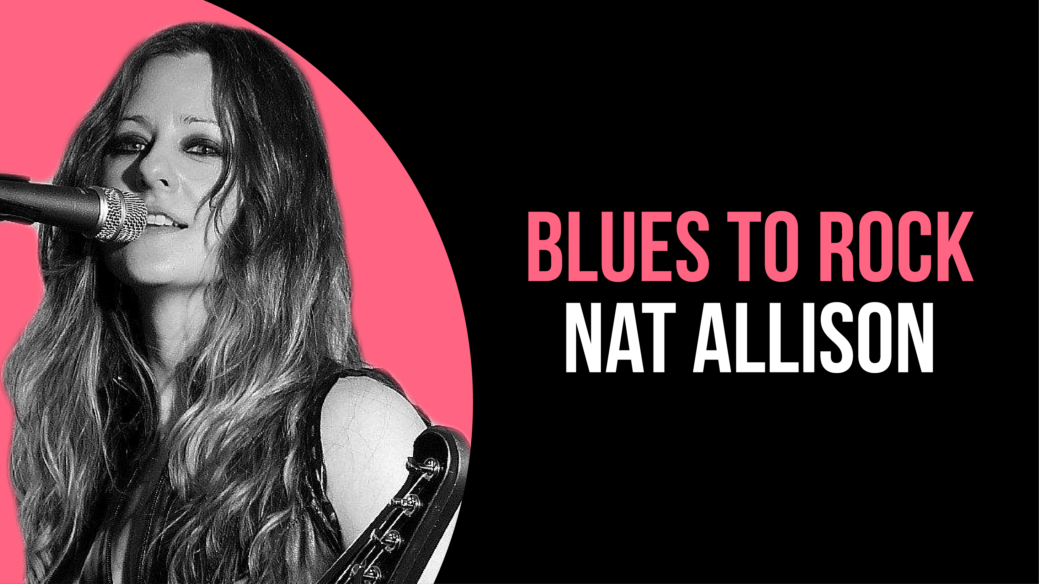 Nat Allison Live in the Lounge