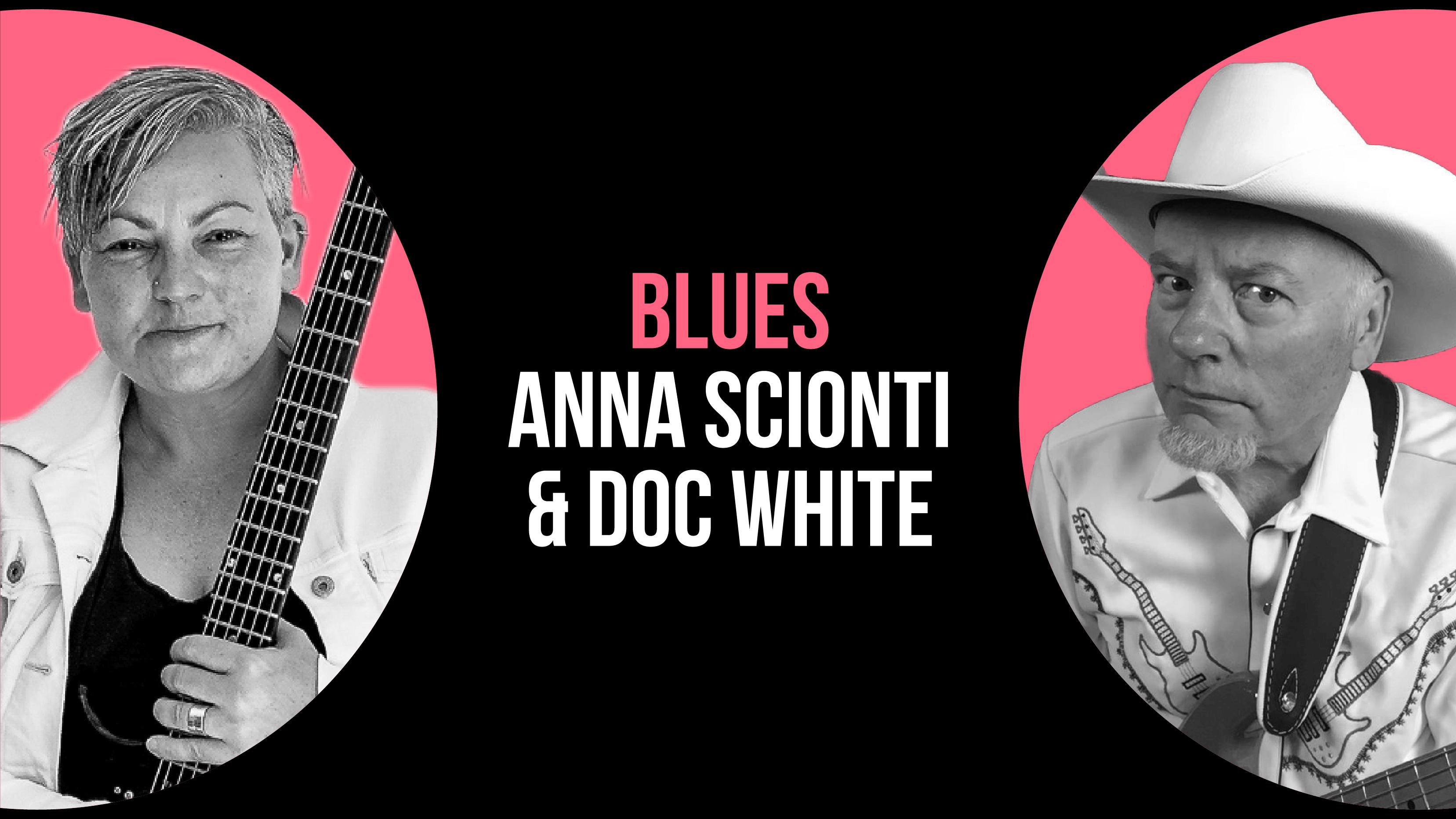 Anna Scionti and Doc White