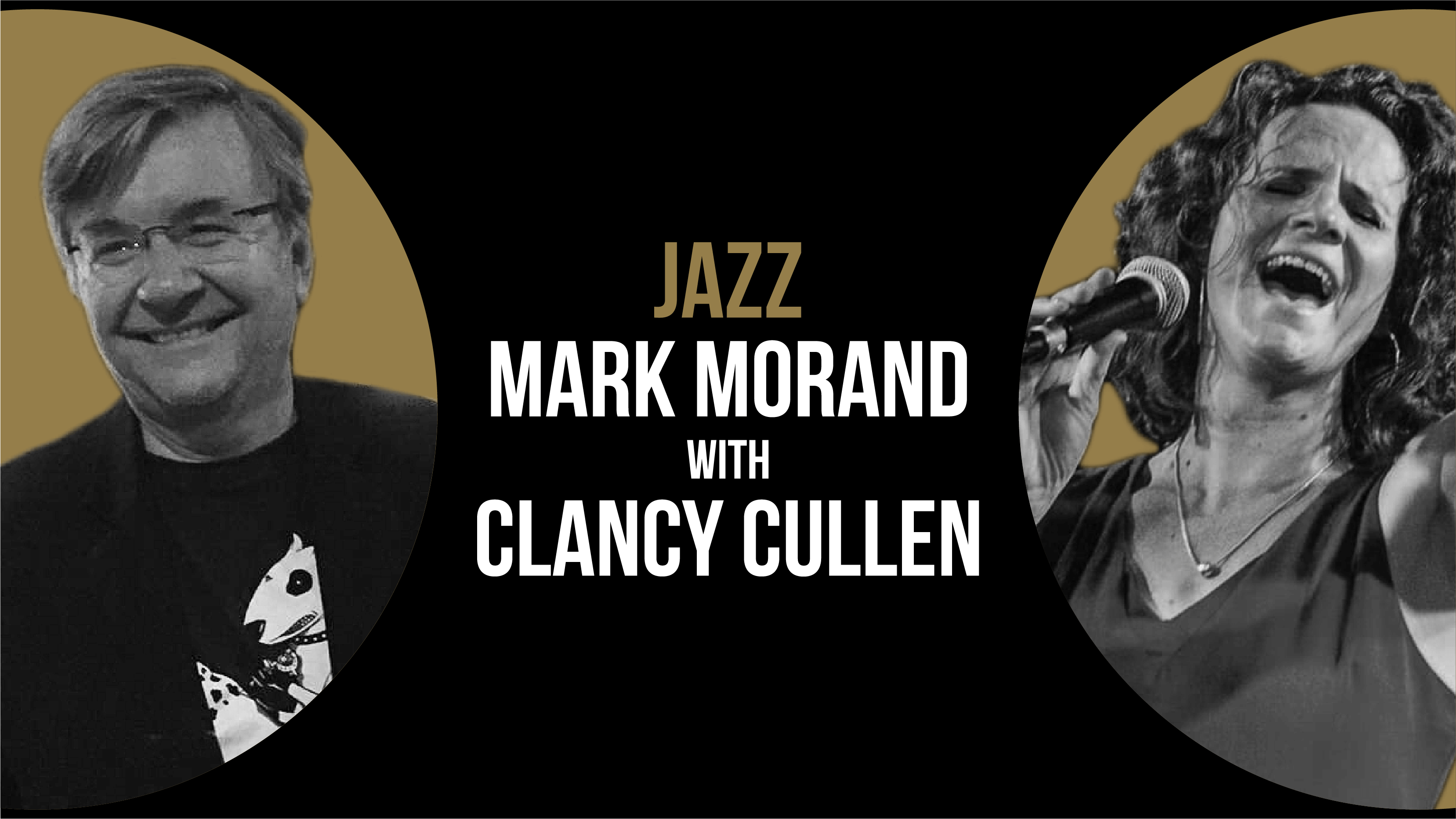 Jazz with Mark Morand and Clancy Cullen