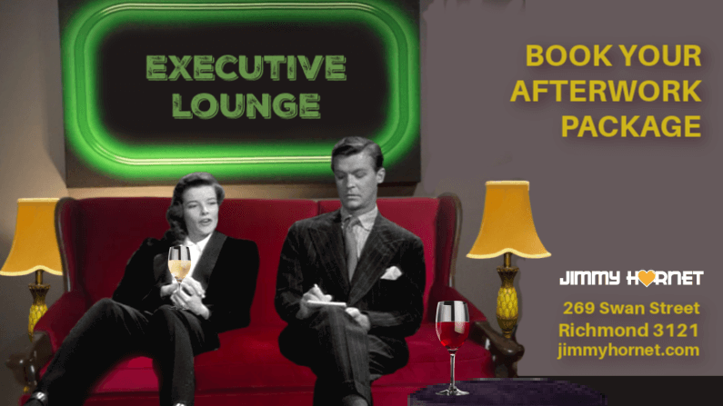 Executive Lounge Package