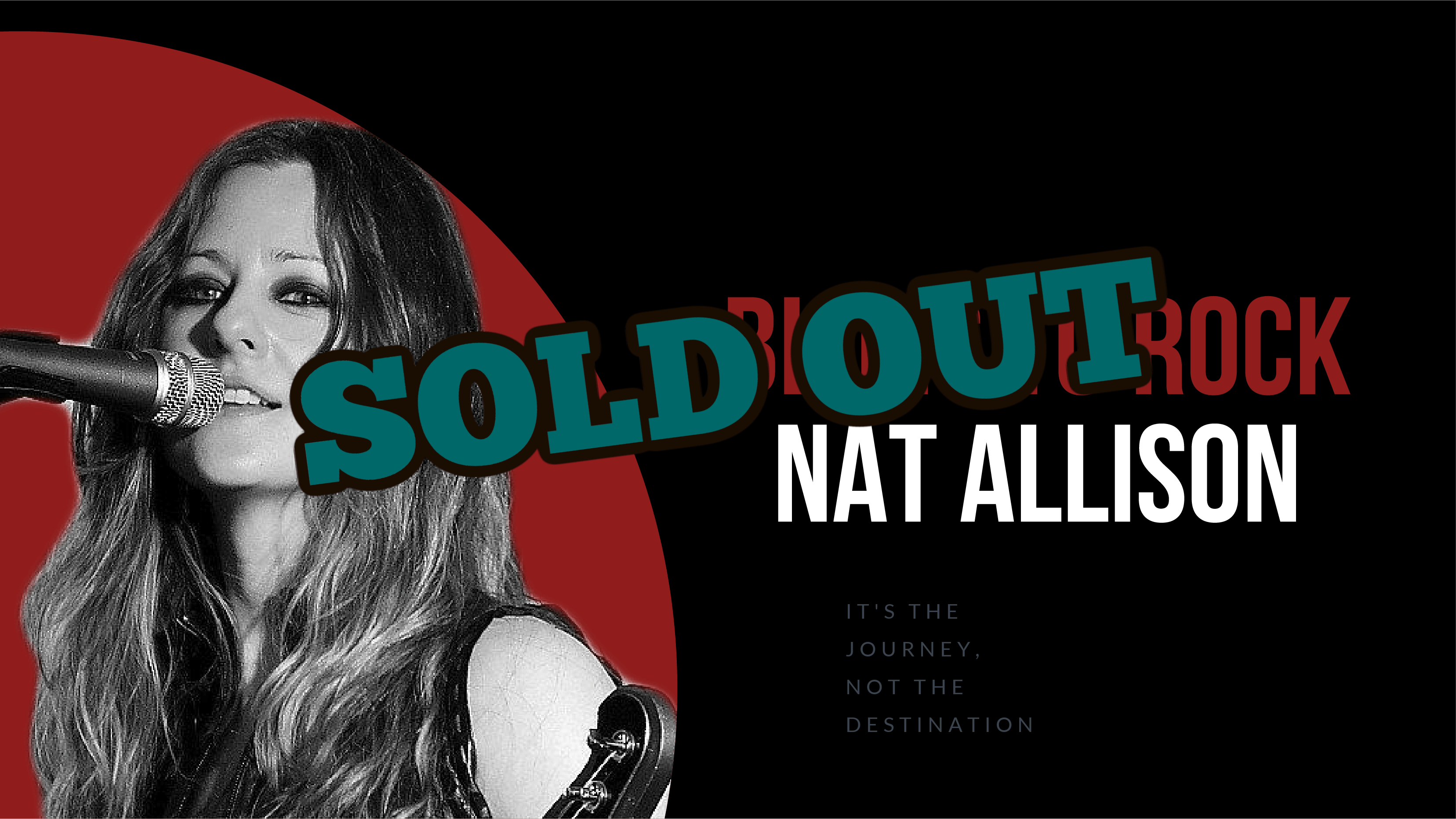 Sold Out 7 May at Jimmy Hornet