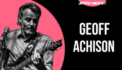 Geoff Achison at Jimmy Hornet