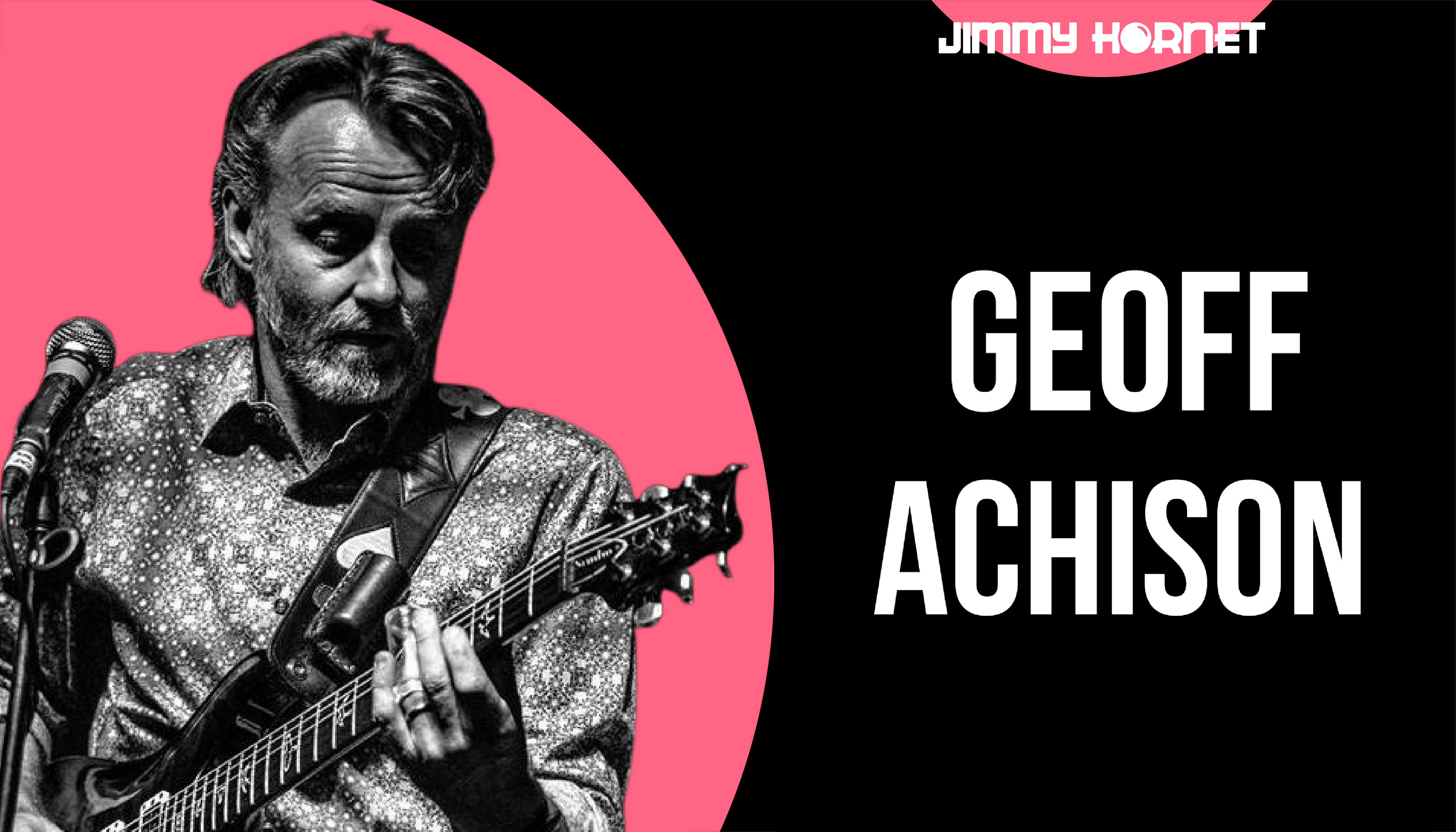 Geoff Achison at Jimmy Hornet