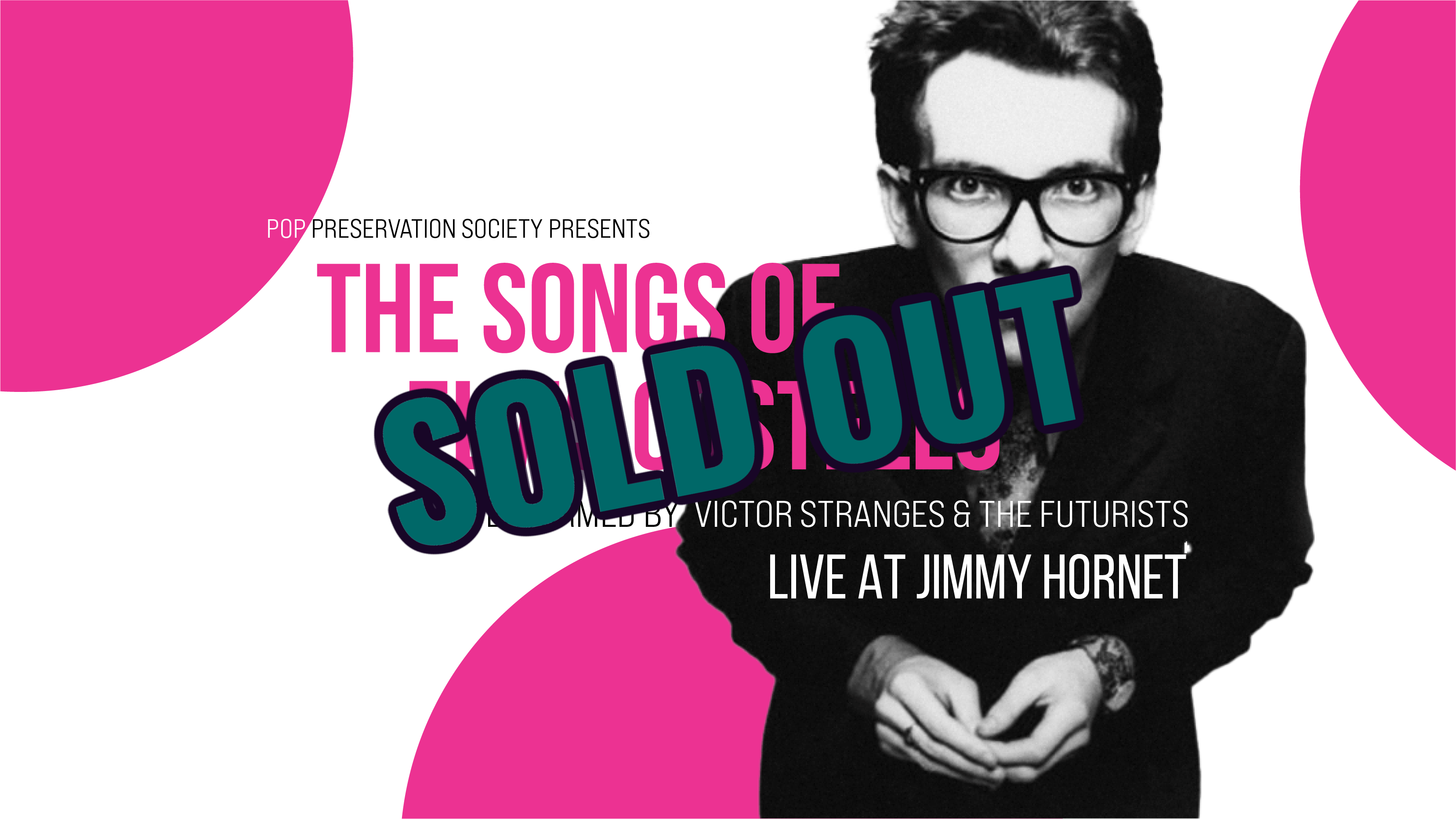 Sold Out Elvis Costello Show WP
