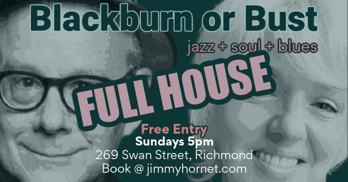 Blackburn or Bust facebook Full House