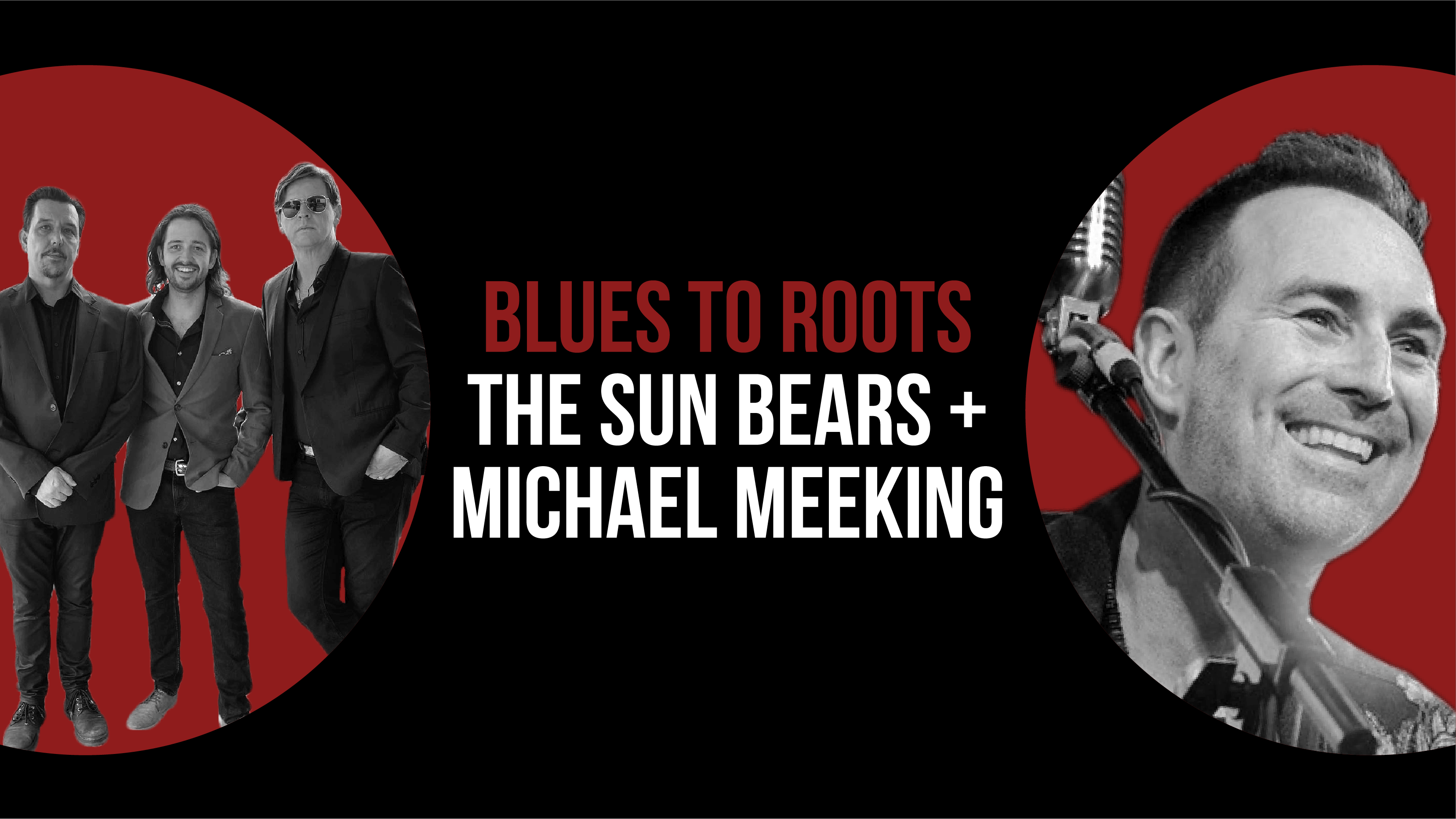 The Sun Bears and Michael Meeking
