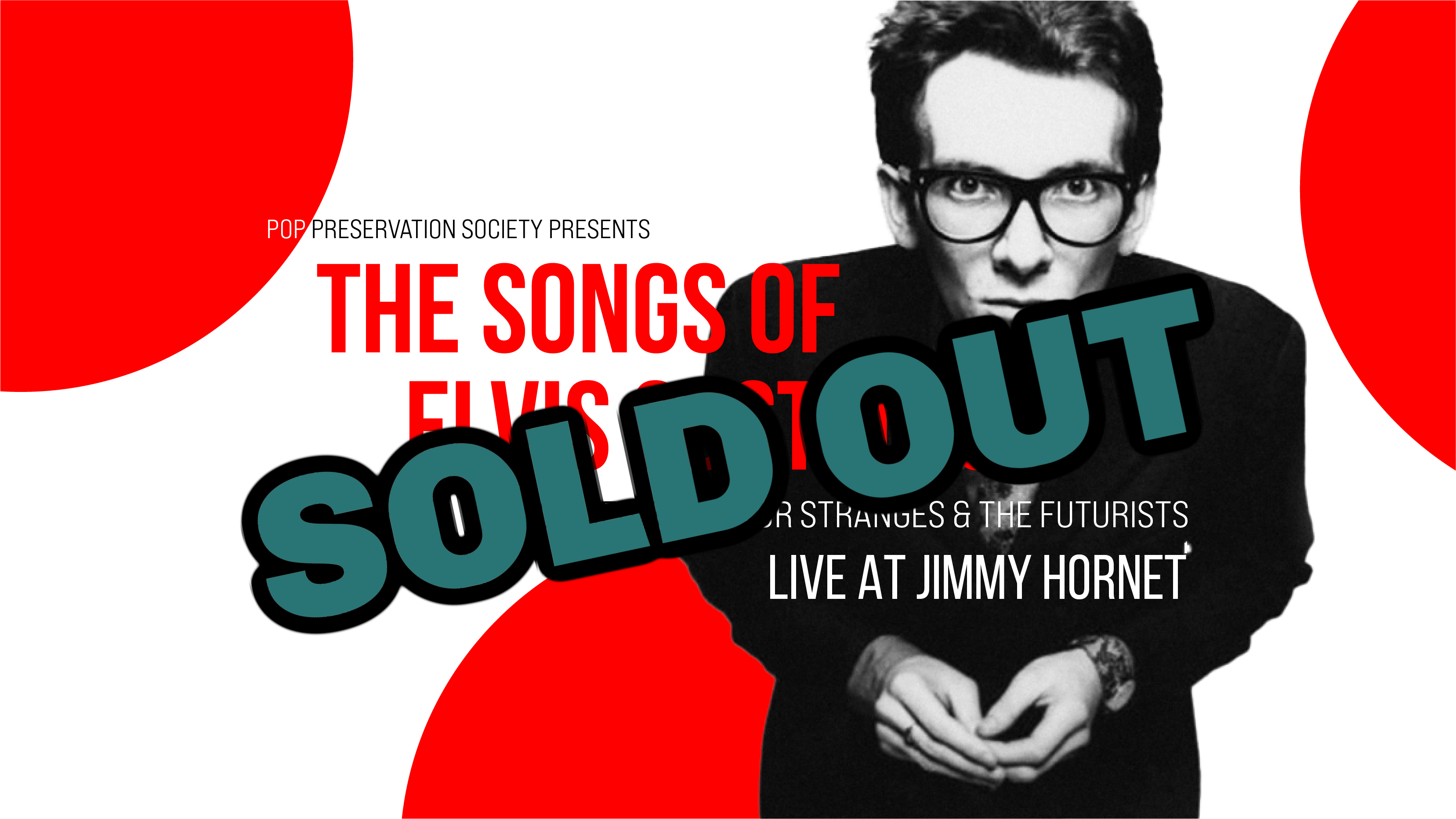 SOLD OUT Fri 16 July WP