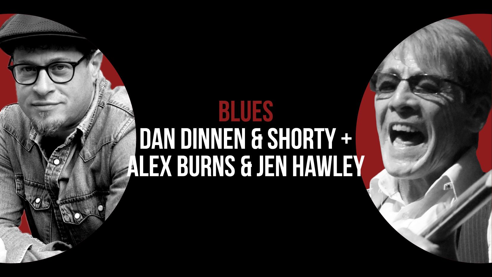 Dan Dinnen and Alex Burns