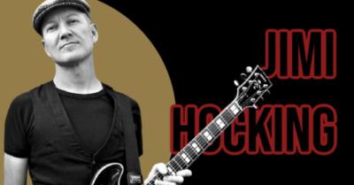 Jimi Hocking Live at JImmy Hornet